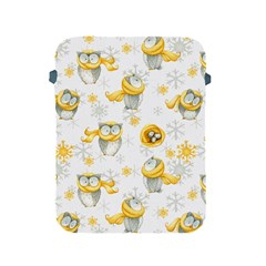 Winter Pattern 6 Apple Ipad 2/3/4 Protective Soft Cases