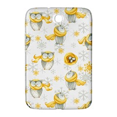 Winter Pattern 6 Samsung Galaxy Note 8 0 N5100 Hardshell Case