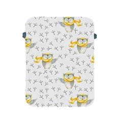 Winter Pattern 7 Apple Ipad 2/3/4 Protective Soft Cases