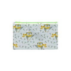Winter Pattern 7 Cosmetic Bag (xs)