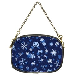 Winter Pattern 8 Chain Purses (two Sides)