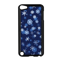 Winter Pattern 8 Apple Ipod Touch 5 Case (black)