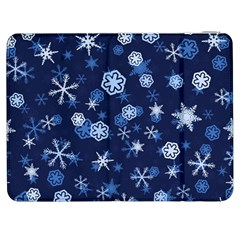 Winter Pattern 8 Samsung Galaxy Tab 7  P1000 Flip Case