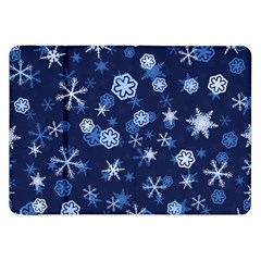 Winter Pattern 8 Samsung Galaxy Tab 8 9  P7300 Flip Case