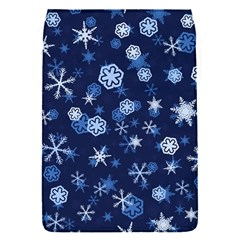 Winter Pattern 8 Flap Covers (s)