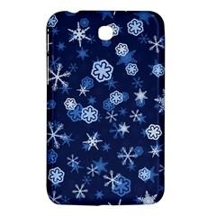 Winter Pattern 8 Samsung Galaxy Tab 3 (7 ) P3200 Hardshell Case