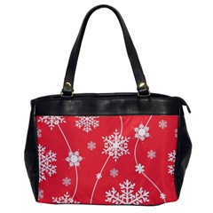 Winter Pattern 9 Office Handbags