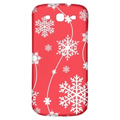 Winter Pattern 9 Samsung Galaxy S3 S Iii Classic Hardshell Back Case