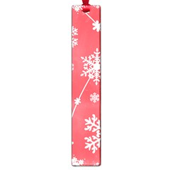 Winter Pattern 9 Large Book Marks