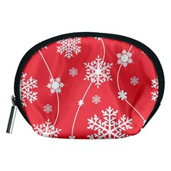 Winter Pattern 9 Accessory Pouches (medium)