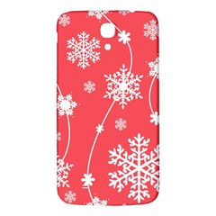 Winter Pattern 9 Samsung Galaxy Mega I9200 Hardshell Back Case