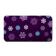 Winter Pattern 10 Medium Bar Mats