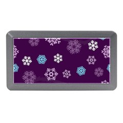 Winter Pattern 10 Memory Card Reader (mini)