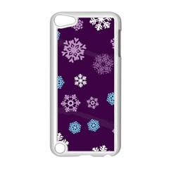 Winter Pattern 10 Apple Ipod Touch 5 Case (white)