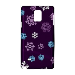 Winter Pattern 10 Samsung Galaxy Note 4 Hardshell Case