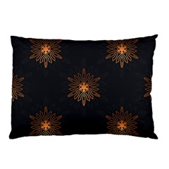 Winter Pattern 11 Pillow Case (two Sides)