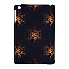 Winter Pattern 11 Apple Ipad Mini Hardshell Case (compatible With Smart Cover)