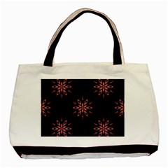 Winter Pattern 12 Basic Tote Bag