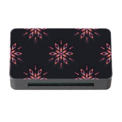 Winter Pattern 12 Memory Card Reader With Cf