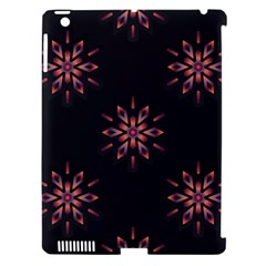 Winter Pattern 12 Apple Ipad 3/4 Hardshell Case (compatible With Smart Cover)