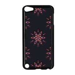 Winter Pattern 12 Apple Ipod Touch 5 Case (black)