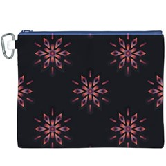 Winter Pattern 12 Canvas Cosmetic Bag (xxxl)