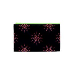 Winter Pattern 12 Cosmetic Bag (xs)
