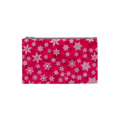 Winter Pattern 13 Cosmetic Bag (small)