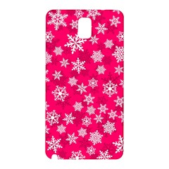 Winter Pattern 13 Samsung Galaxy Note 3 N9005 Hardshell Back Case