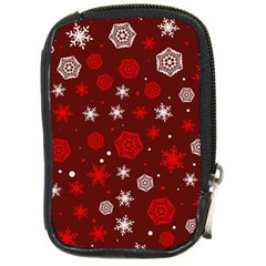Winter Pattern 14 Compact Camera Cases