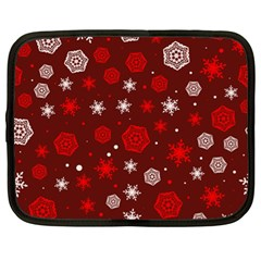Winter Pattern 14 Netbook Case (xl)