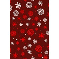 Winter Pattern 14 5 5  X 8 5  Notebooks