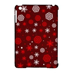Winter Pattern 14 Apple Ipad Mini Hardshell Case (compatible With Smart Cover)