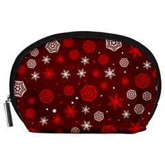 Winter Pattern 14 Accessory Pouches (large)
