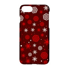 Winter Pattern 14 Apple Iphone 7 Hardshell Case