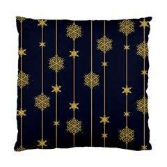 Winter Pattern 15 Standard Cushion Case (one Side)
