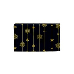 Winter Pattern 15 Cosmetic Bag (small)