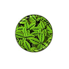 Nature Print Pattern Hat Clip Ball Marker