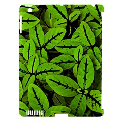 Nature Print Pattern Apple Ipad 3/4 Hardshell Case (compatible With Smart Cover)