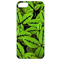 Nature Print Pattern Apple Iphone 5 Classic Hardshell Case
