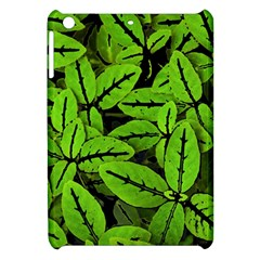 Nature Print Pattern Apple Ipad Mini Hardshell Case