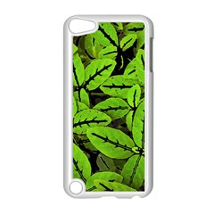 Nature Print Pattern Apple Ipod Touch 5 Case (white)