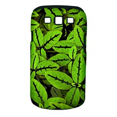 Nature Print Pattern Samsung Galaxy S Iii Classic Hardshell Case (pc+silicone)