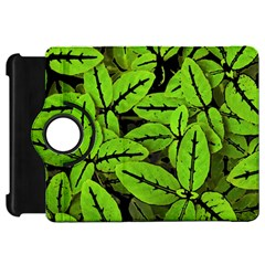 Nature Print Pattern Kindle Fire Hd 7