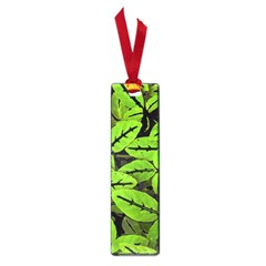 Nature Print Pattern Small Book Marks