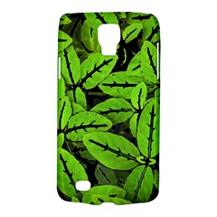 Nature Print Pattern Galaxy S4 Active