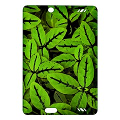 Nature Print Pattern Amazon Kindle Fire Hd (2013) Hardshell Case