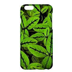Nature Print Pattern Apple Iphone 6 Plus/6s Plus Hardshell Case
