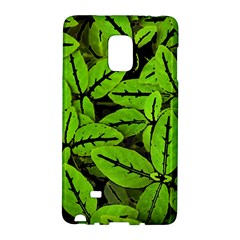 Nature Print Pattern Galaxy Note Edge