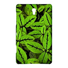 Nature Print Pattern Samsung Galaxy Tab S (8 4 ) Hardshell Case